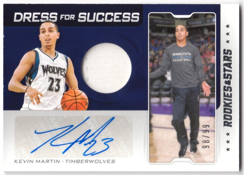 2019-20 Panini Chronicles Dress for Success
