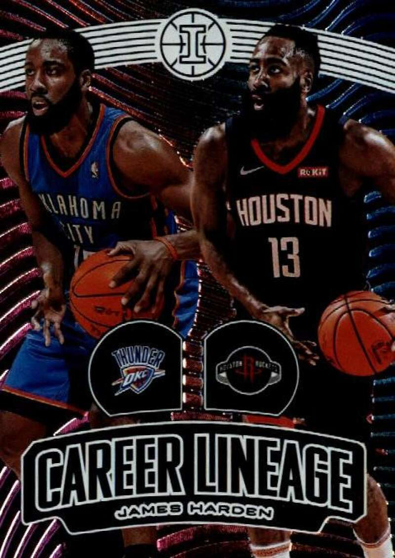 2019-20 Panini Illusions Career Lineage