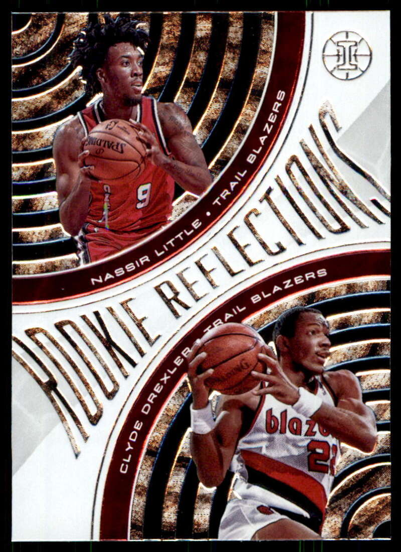 2019-20 Panini Illusions Rookie Reflections