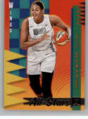 2019 Donruss WNBA All-Stars #2 Liz Cambage Dallas Wings  Official Panini Basketball Card