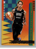 2019 Donruss WNBA All-Stars #20 Brittney Griner Phoenix Mercury  Official Panini Basketball Card