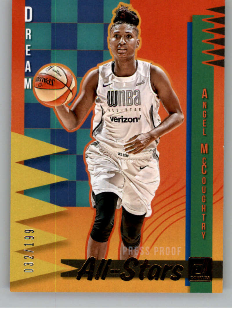 2019 Donruss WNBA All-Stars Press Proof