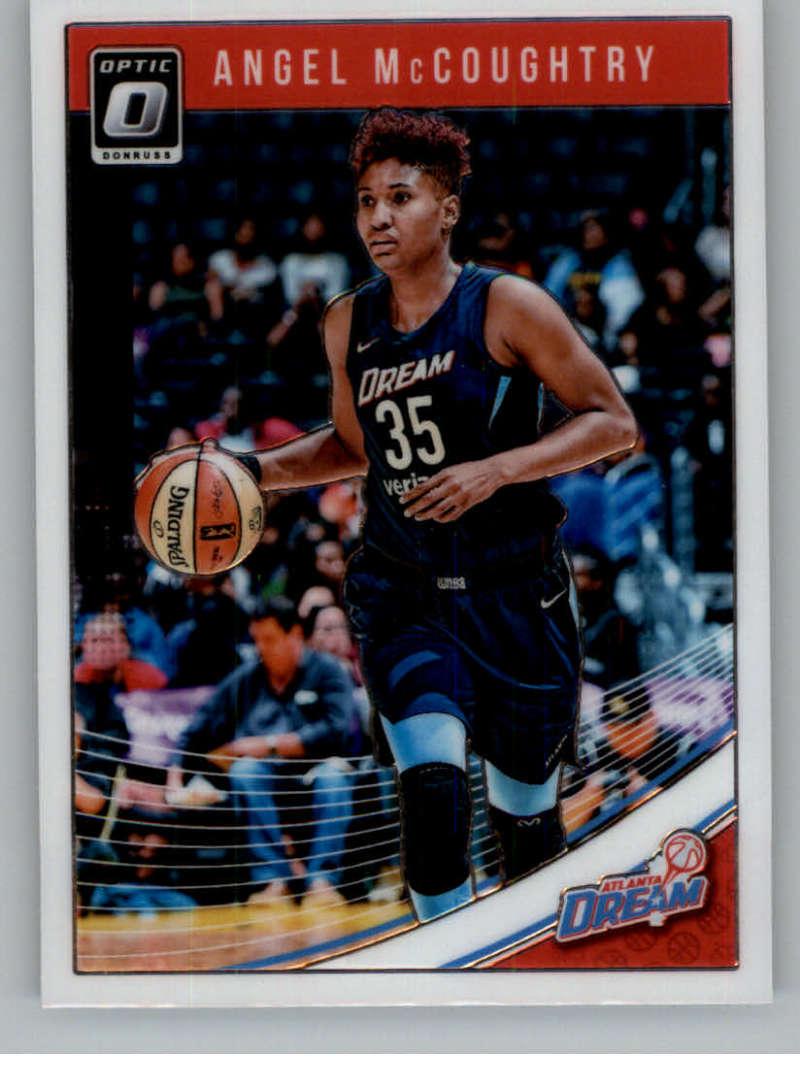 2019 Donruss WNBA Optic