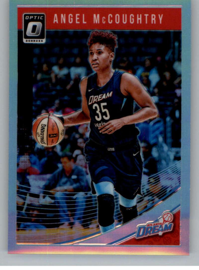 2019 Donruss WNBA Optic Holo