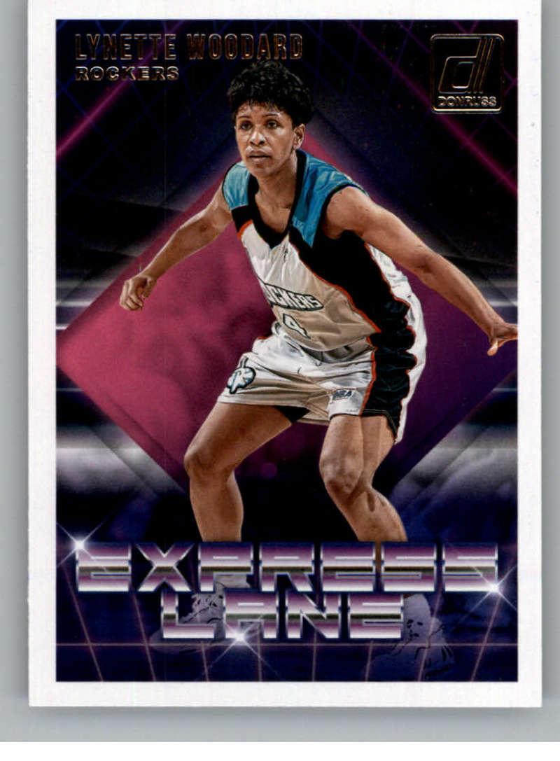 2019 Donruss WNBA Express Lane