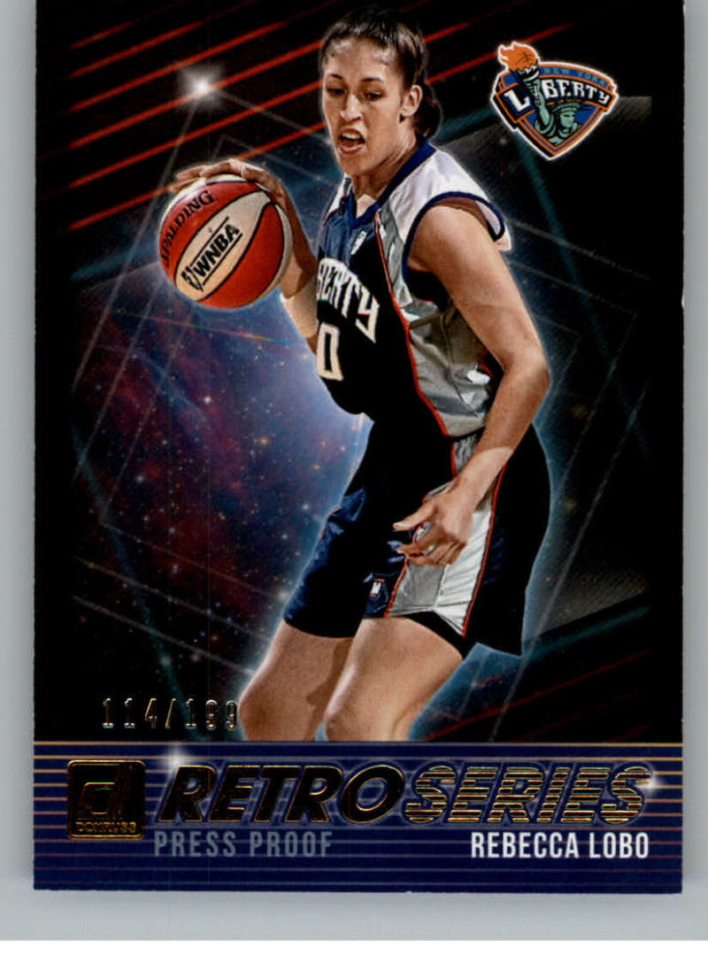2019 Donruss WNBA Retro Series Press Proof