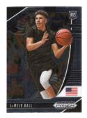 2020-21 Panini Prizm Draft Picks #3 LaMelo Ball International
