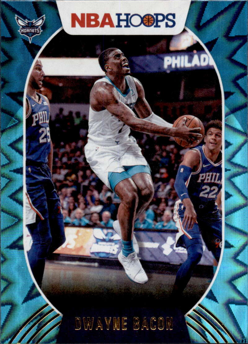2020-21 Panini Hoops Teal Explosion