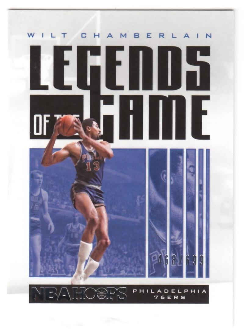 2020-21 Panini Hoops Legends of the Game