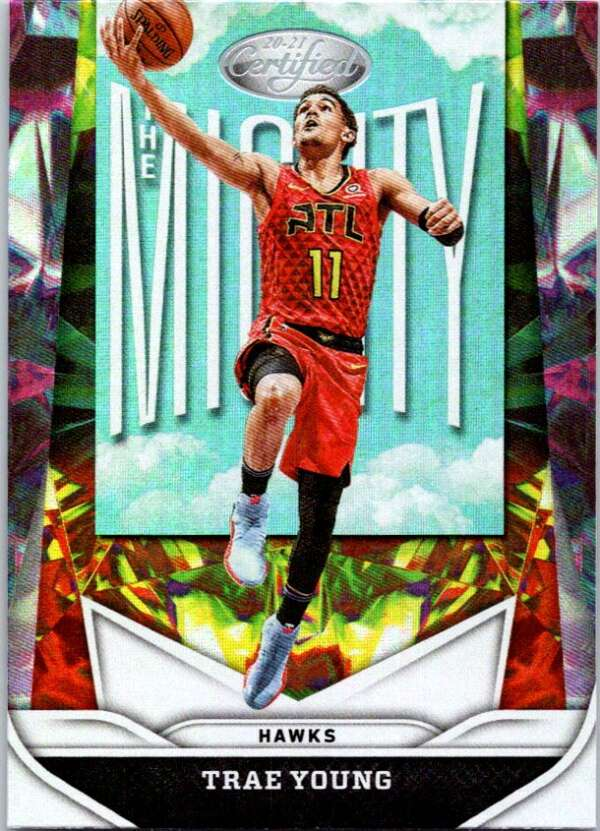 2020-21 Panini Certified The Mighty