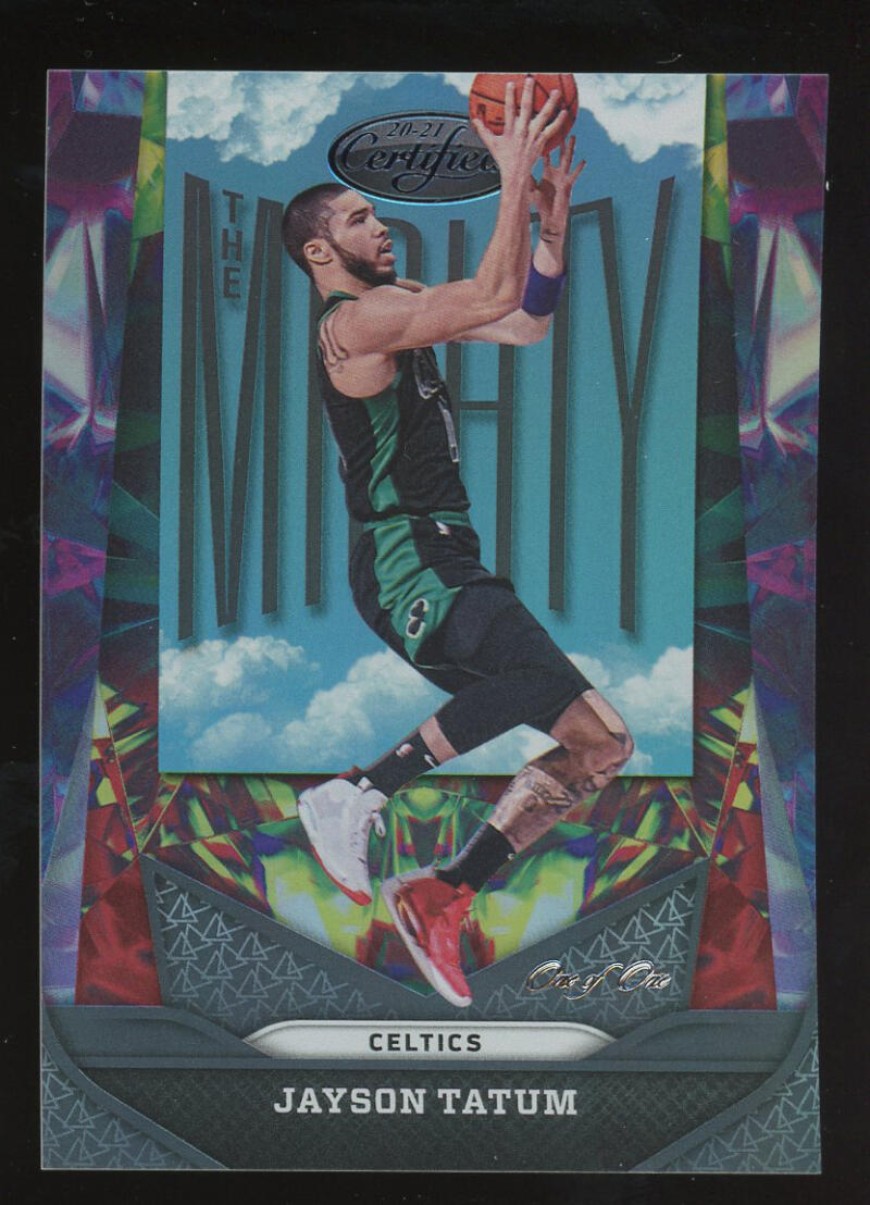 2020-21 Panini Certified The Mighty Mirror Black