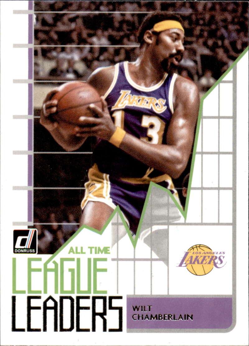 2020-21 Donruss  All Time League Leaders