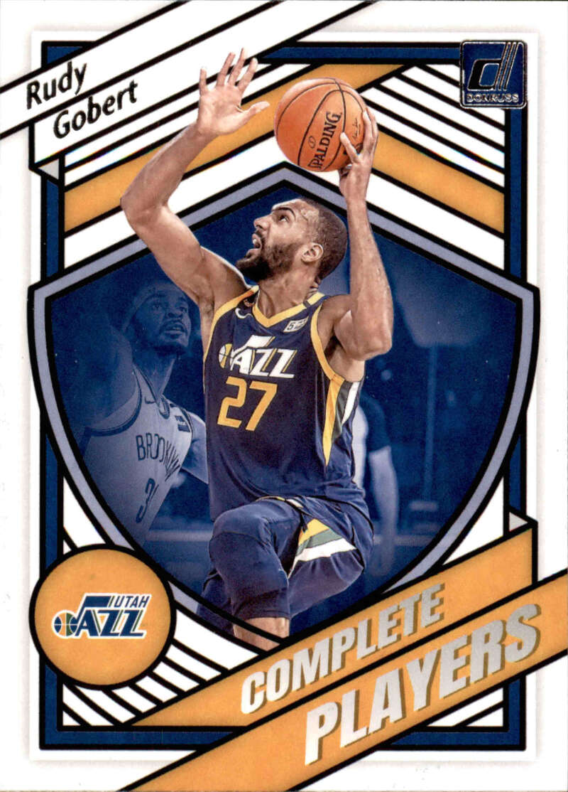 2020-21 Donruss  Complete Players