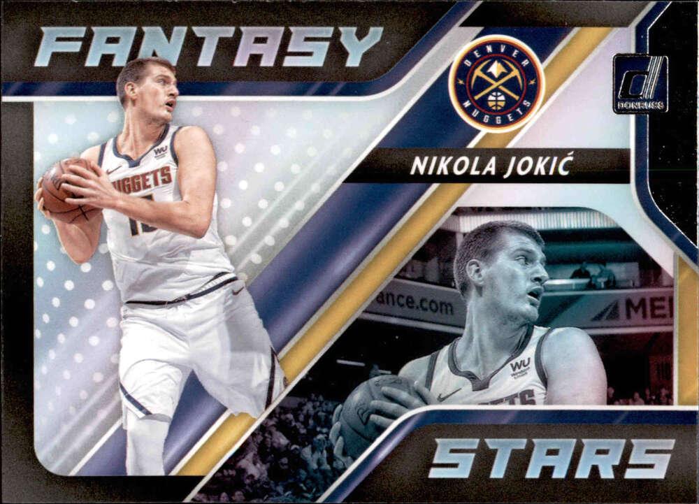 2020-21 Donruss  Fantasy Stars