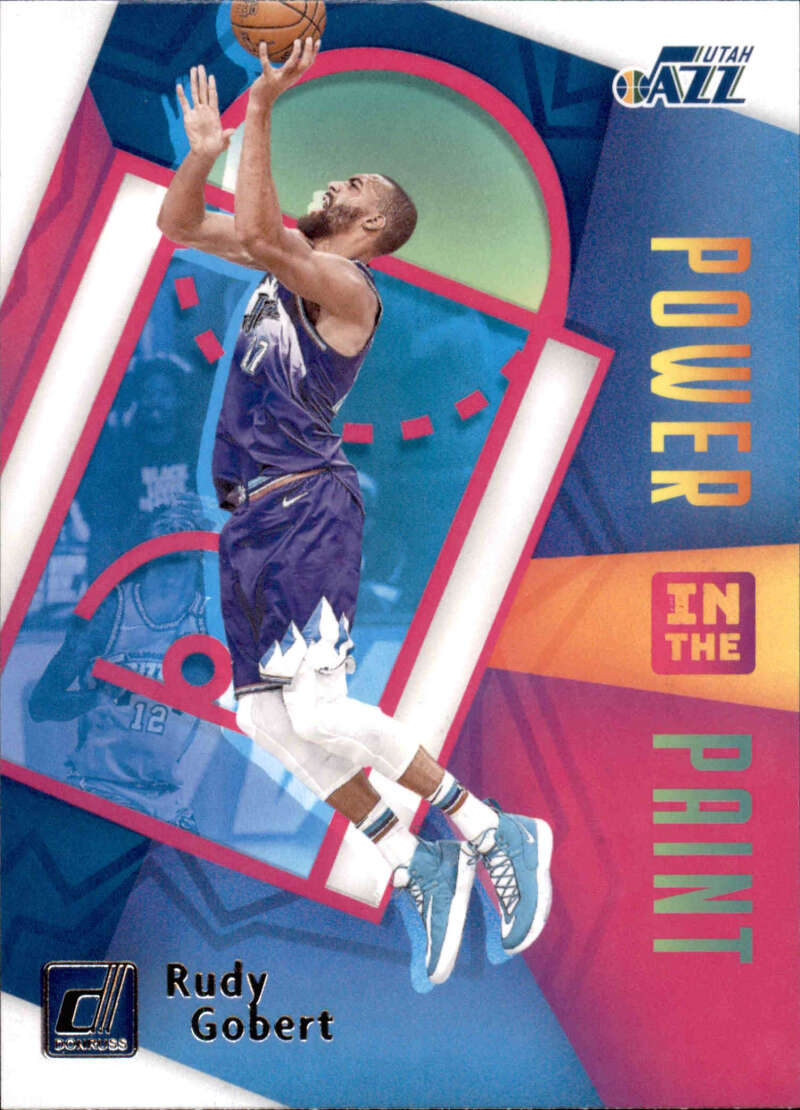 2020-21 Donruss  Power in the Paint
