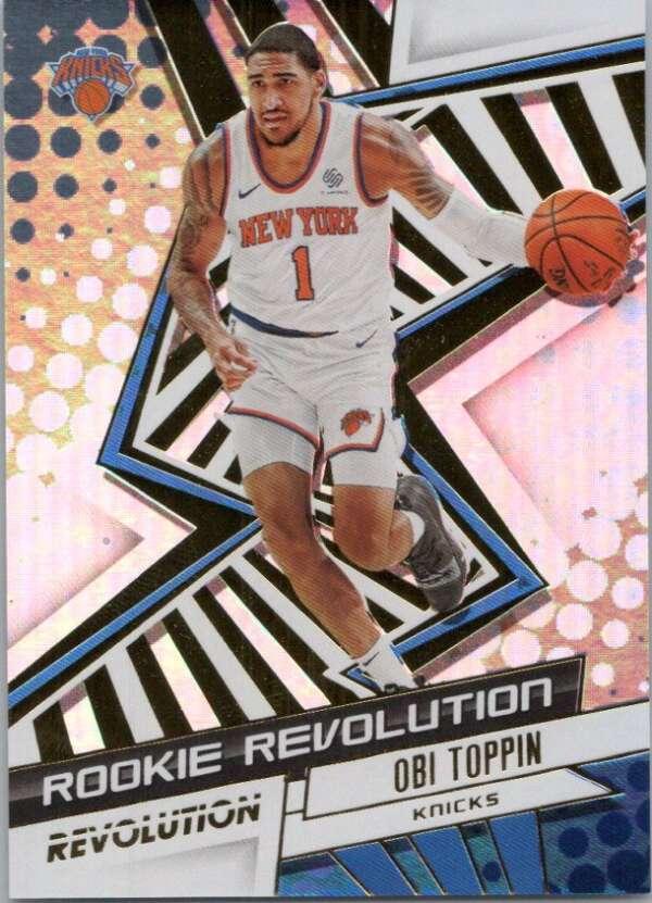 2020-21 Panini Revolution Rookie Revolution