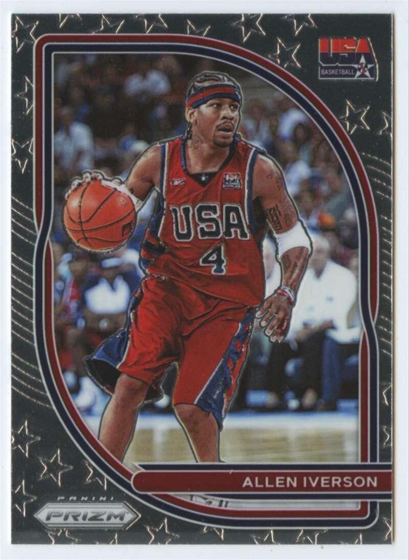 2020-21 Panini Prizm USA Basketball