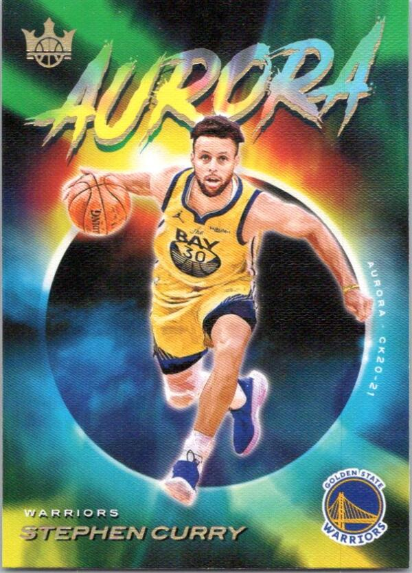 2020-21 Panini Court Kings Aurora