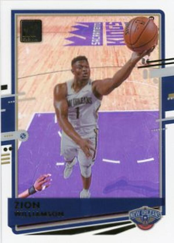 2020-21 Donruss Clearly Gold