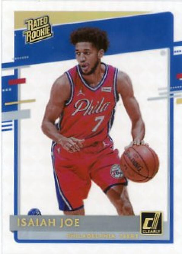2020-21 Donruss Clearly Holo Mosaic