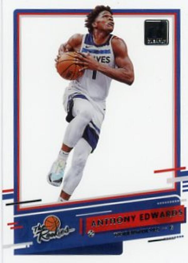 2020-21 Donruss Clearly The Rookies