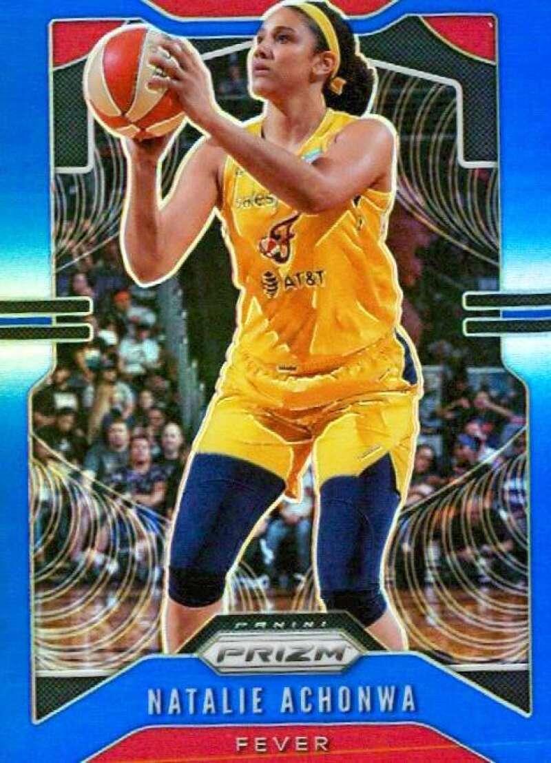 2020 Panini Prizm WNBA Prizms Blue