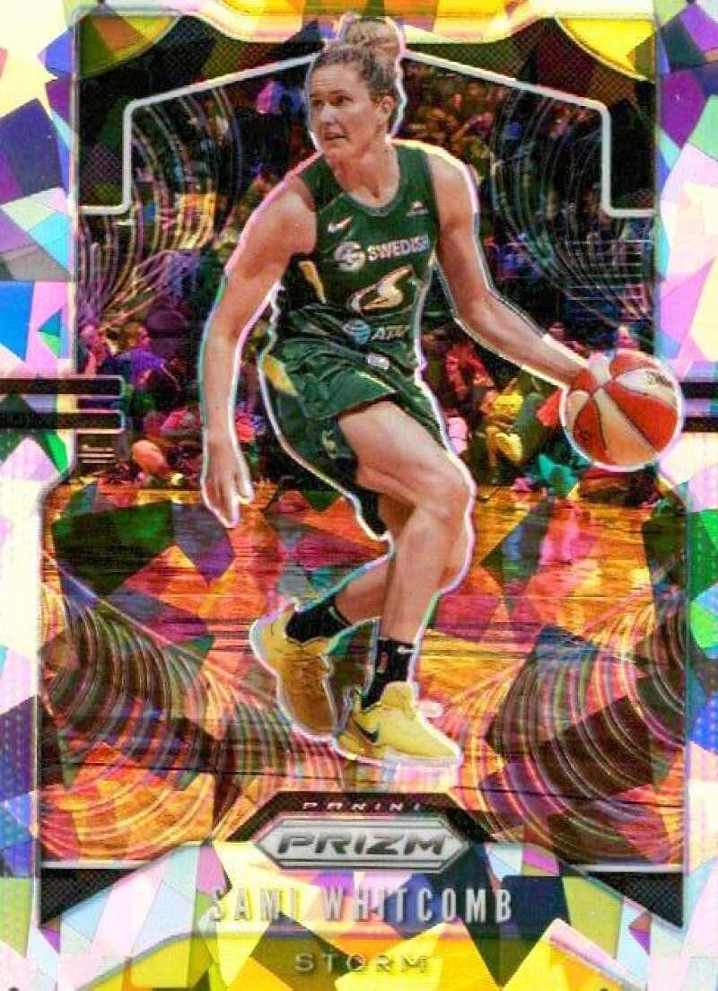 2020 Panini Prizm WNBA Prizms Ice