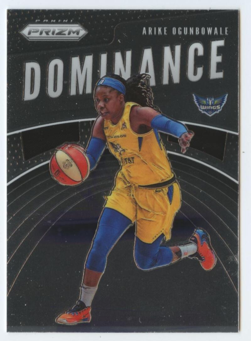 2020 Panini Prizm WNBA Dominance