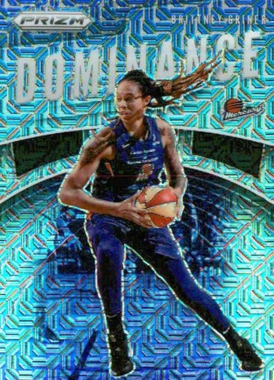 2020 Panini Prizm WNBA Dominance Prizms Mojo