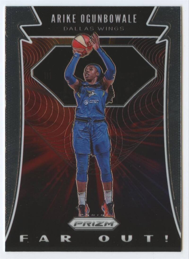 2020 Panini Prizm WNBA Far Out