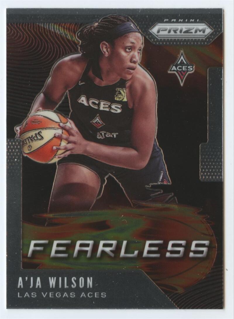 2020 Panini Prizm WNBA Fearless