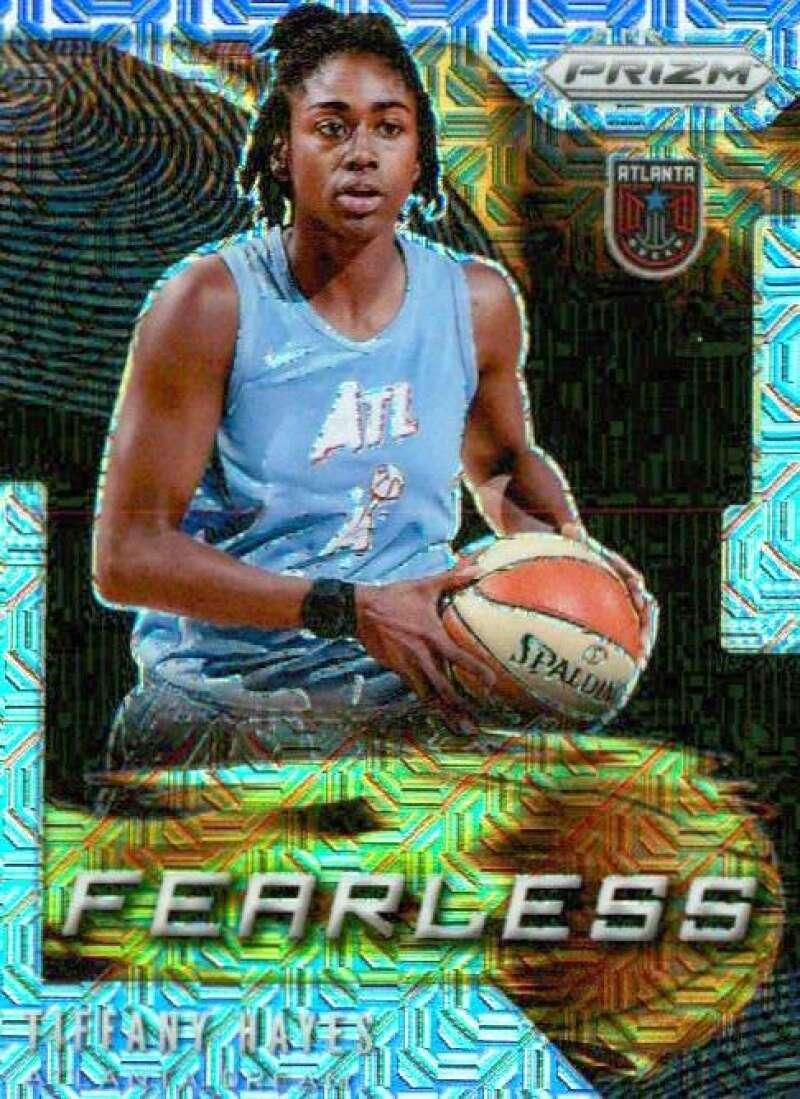 2020 Panini Prizm WNBA Fearless Prizms Mojo