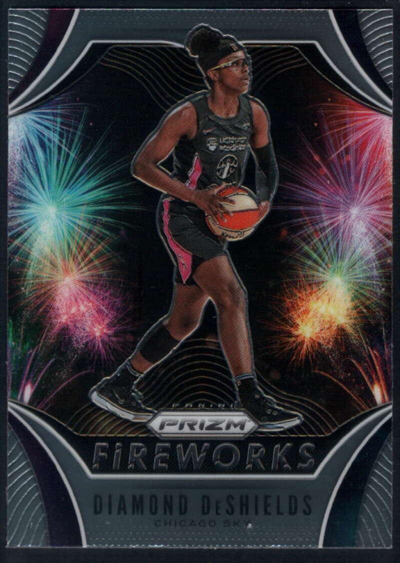 2020 Panini Prizm WNBA Fireworks