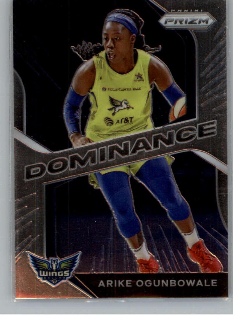 2021 Panini Prizm WNBA Dominance