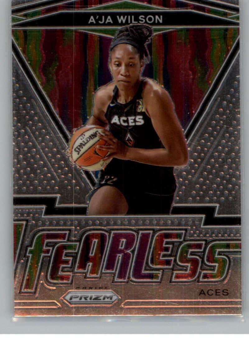 2021 Panini Prizm WNBA Fearless