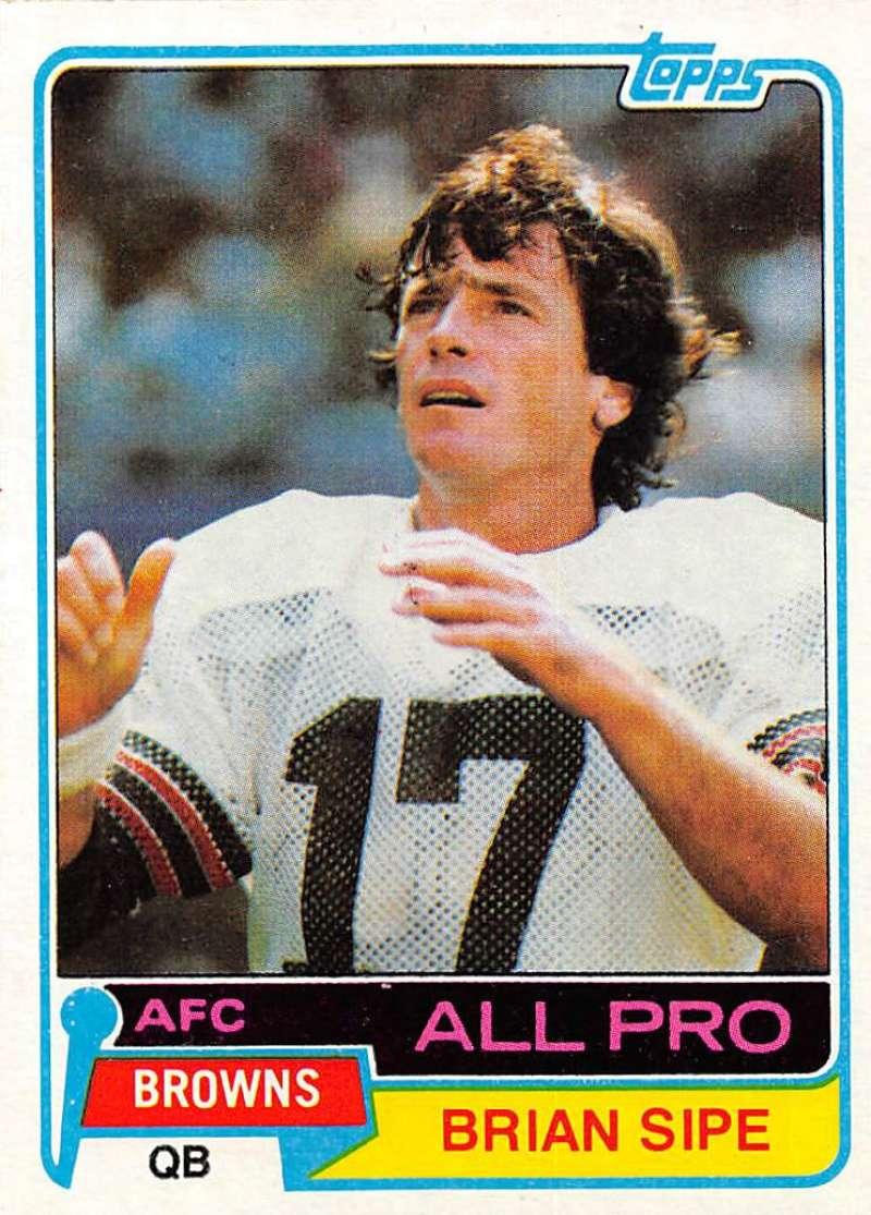 1981 Topps #349 Karl Lorch NM-MT Redskins