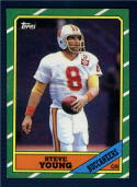 1986 Topps #374 Steve Young EX/NM RC Rookie Tampa Bay Buccaneers
