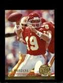 1994 Fleer Ultra #145 Joe Montana NM
