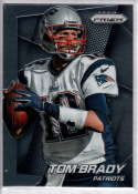 2014 Panini Prizm #36 Tom Brady NM-MT