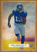 2014 Topps Turkey Red NFL #60 Odell Beckham Jr. RC Rookie New York Giants Football Card