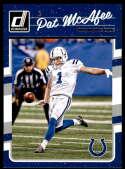 2016 Donruss #131 Pat McAfee Indianapolis Colts