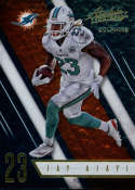 2016 Panini Absolute #46 Jay Ajayi NM-MT Miami Dolphins