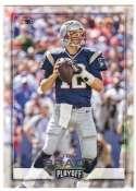 2016 Panini Playoff #109 Tom Brady NM-MT New England Patriots