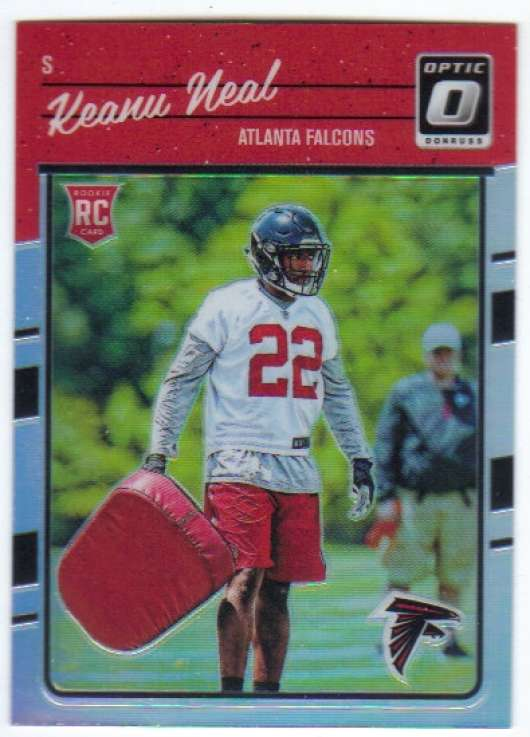 2016-Donruss-Optic-Holo-Refractors-Rated-Rookies-amp-Rookies-RC-NFL-Football-Cards miniature 9