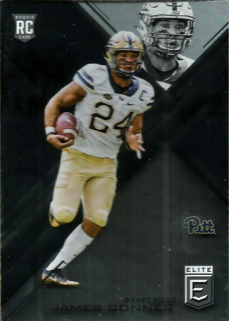 2017 Panini Elite Draft Picks Draft Picks #193 James Conner NM+