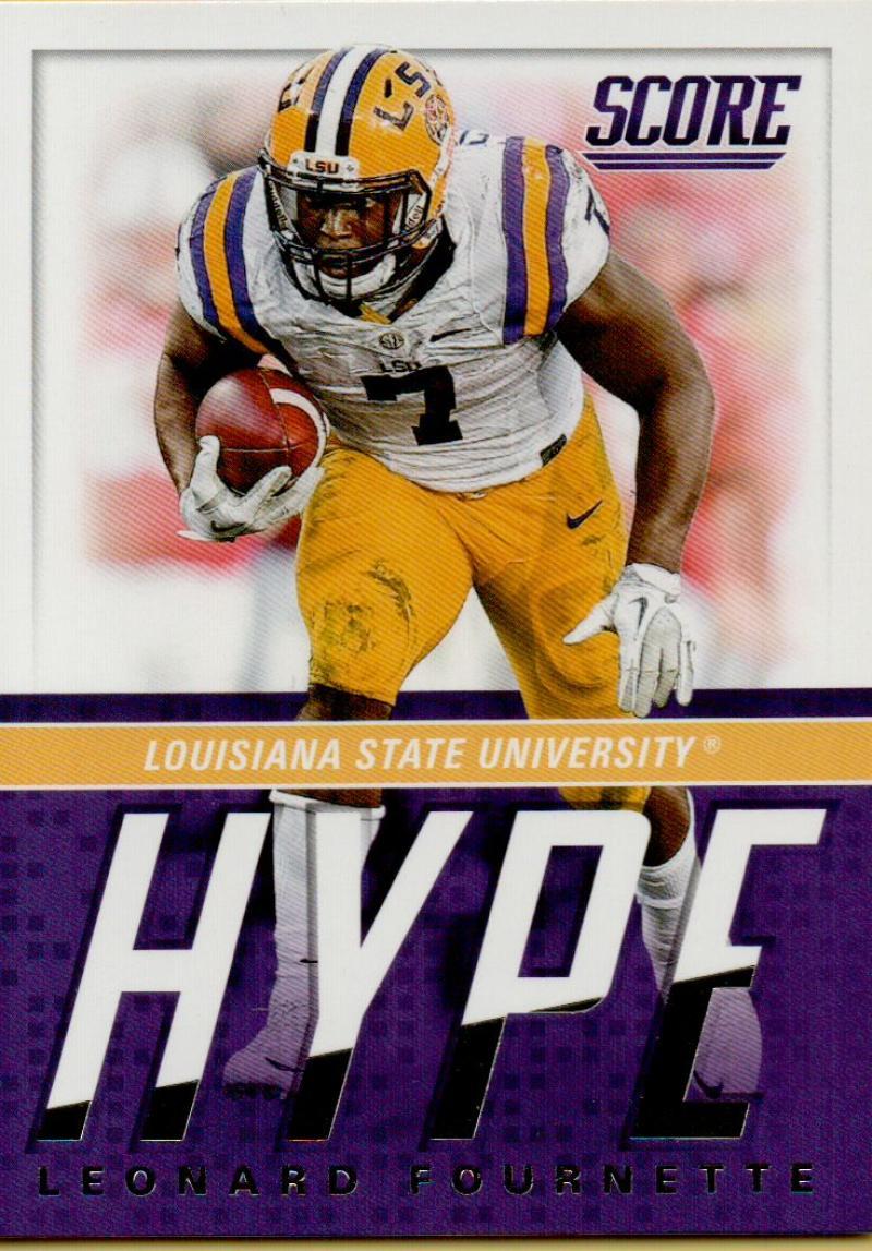 Football NFL 2017 Score Hype #10 Leonard Fournette