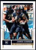 2017 Score Rookies #413 James Conner NM-MT RC Rookie