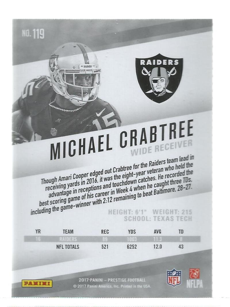 2017-Panini-NFL-Prestige-XTRA-POINTS-BLUE-Parallels-Pick-Your-Cards-Make-a-Lot thumbnail 12