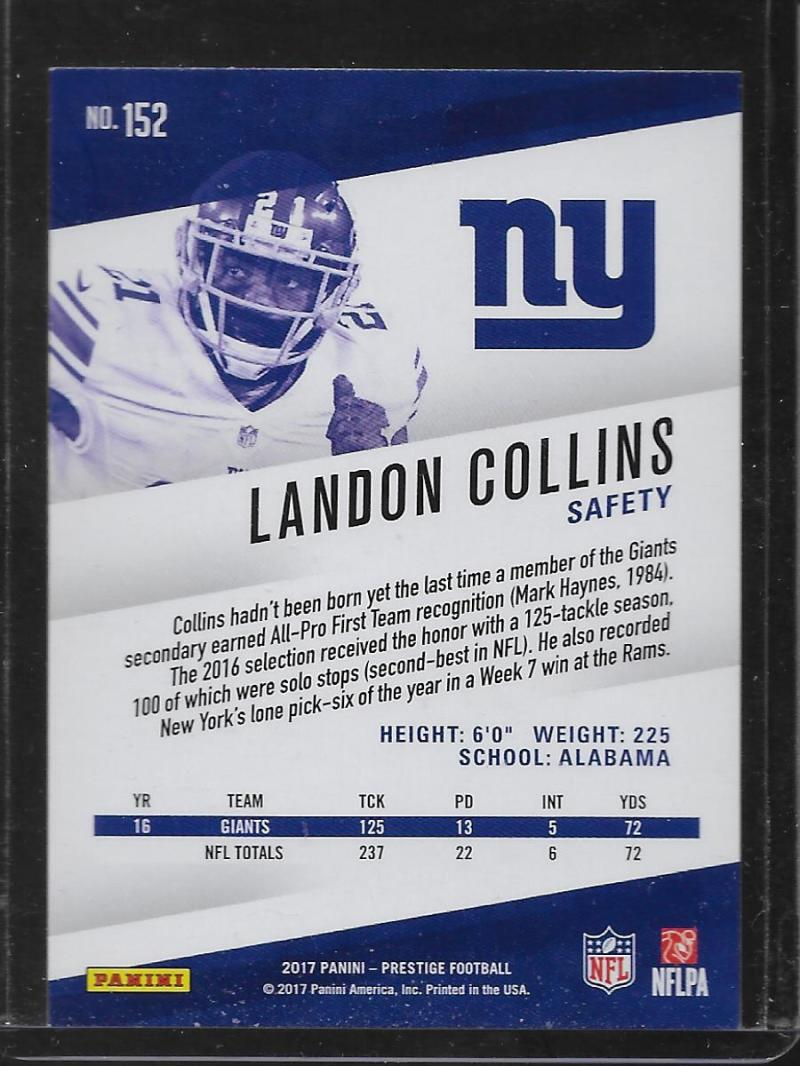 2017-Panini-NFL-Prestige-XTRA-POINTS-BLUE-Parallels-Pick-Your-Cards-Make-a-Lot thumbnail 17