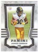 2017 Panini #123 James Conner RC Rookie Pittsburgh Steelers